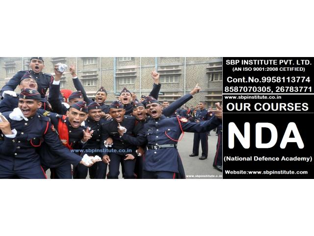 Best NDA Coaching Classes in Delhi,