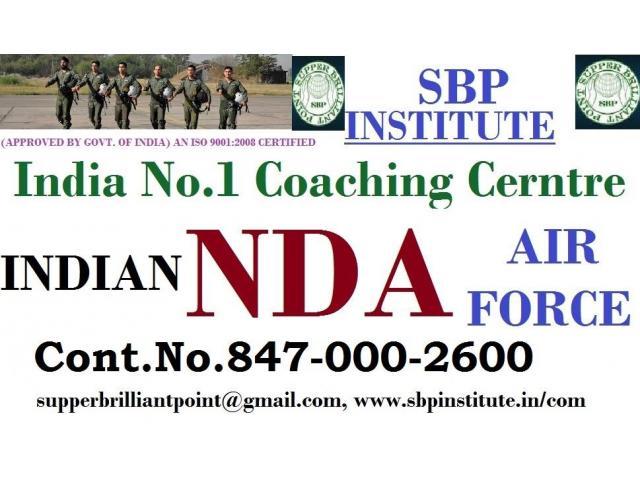 ,,.......(Joined NDA Coaching Institute in South Delhi,MAHIPALPUR,)..