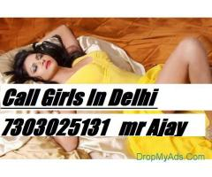 Hi~Profile Model Female Escort Delhi Service All call  girls in saket  *73030%25131*