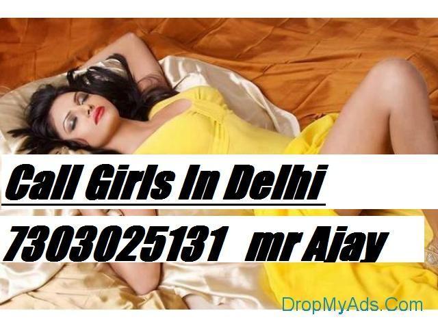JUST~Call Girls In Saket 73030&25131 -Shot 1500 Night 5000