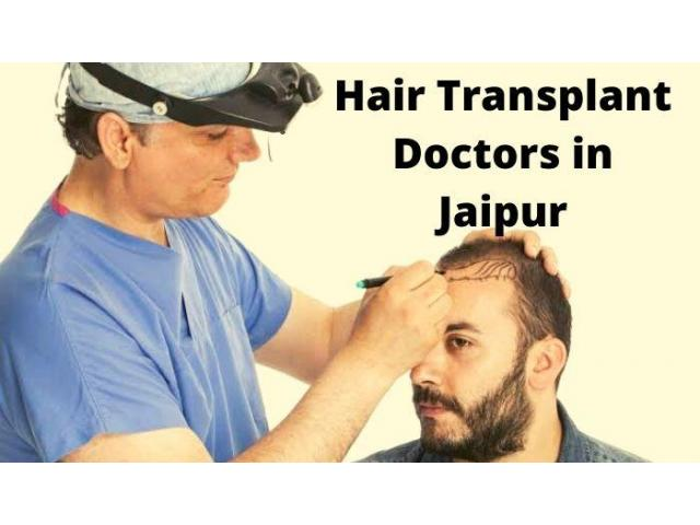 Hair Transplant Doctors in Jaipur