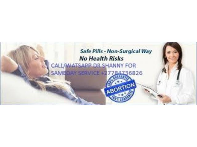 +27784736826 ABORTION CLINIC N PILLS DR SHANY IN BISHO,PROTA GARDENS,PARYS,WELKOM