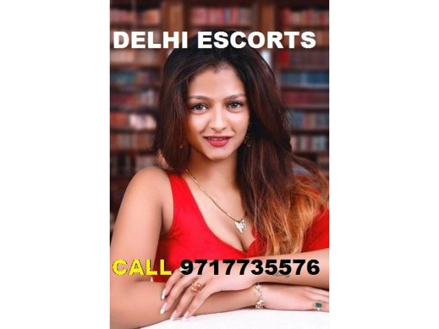 Delhiescorts@9717735576  | call girls in delhi