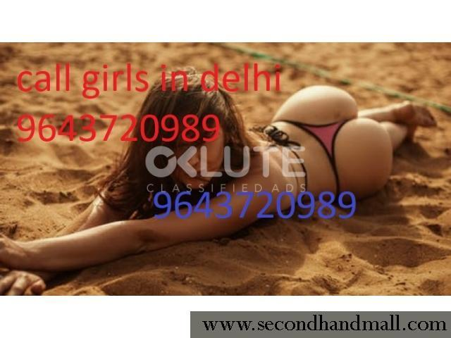 Call Girls In MUNIRKA south delhi 9643720989