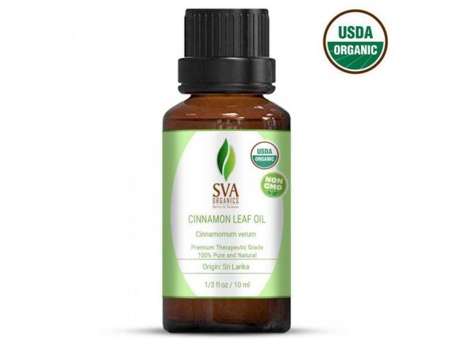Buy Cinnamon Leaf Oil In India