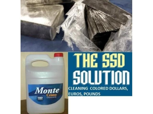 SSD CHEMICAL SOLUTIONS FOR CLEANING DEFACED NOTES WHATSAPP:+1 (740) 240-0242