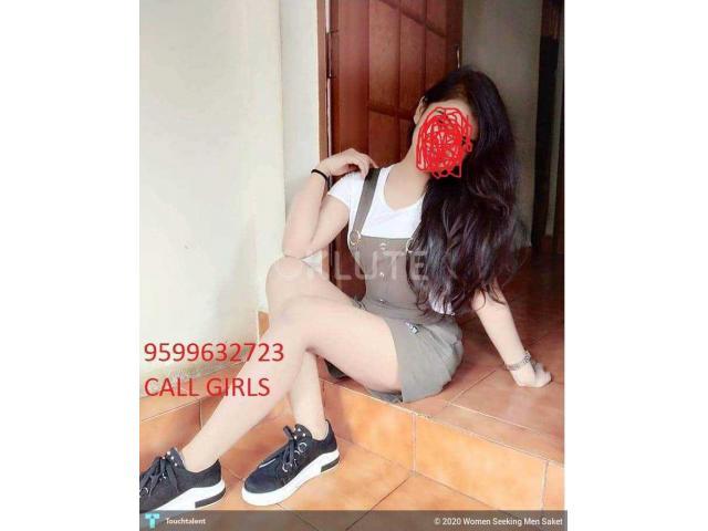 Call Girls in Okhla (( 9599632723 ))~%Short 2000~% Night 8000 Escorts Provide