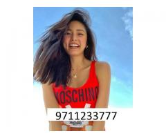 Call Girls In Khirki Extension saket +919711233777 IN-OUT Short And Night