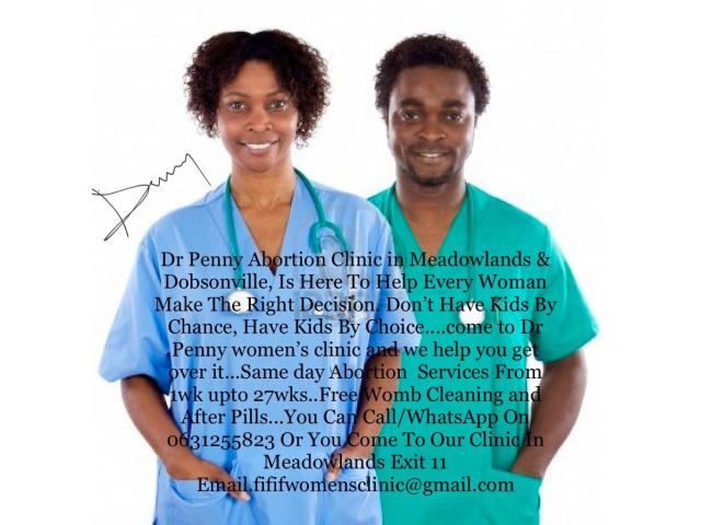 0631255823 Abortion Clinic In Soweto and Springs Call/Whatsapp Dr Penny For Assistance