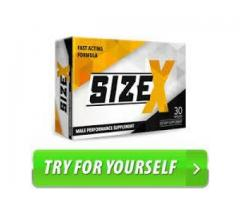 How does Size X male enhancement work?