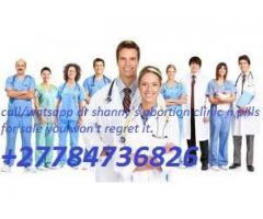 +27784736826 DR SHANY ABORTION CLINIC N PILLS FOR SALE FICKSBURG,FRANFORT,VILLIERS