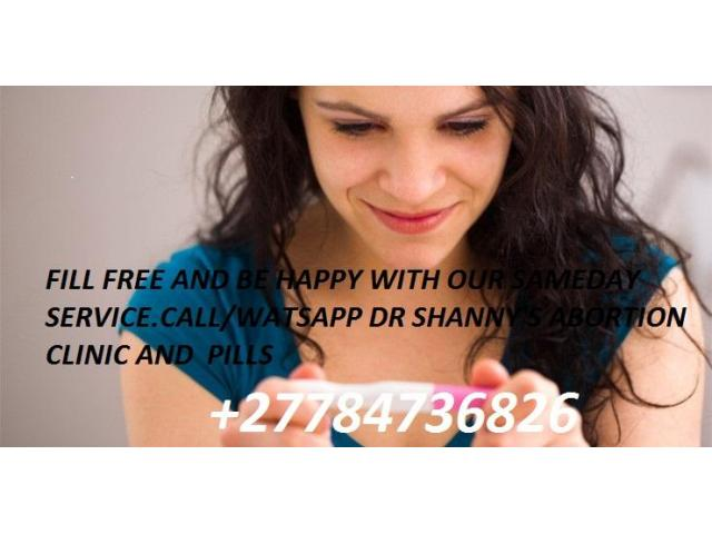 +27784736826 DR SHANY ABORTION CLINIC N PILLS FOR SALE FICKSBURG,FRANFORT,VILLIERS