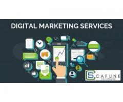 Professional Digital Marketing Services by Cafune Solutions