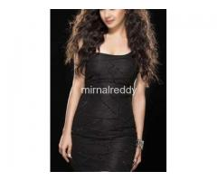 Mirnal Reddy Independent Female Model Escorts Services in Chennai