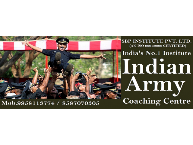 Best INDIAN ARMY Coaching Classes in Delhi,