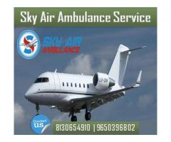 Take Safe and Fast Patient Transportation Service from Delhi by Sky