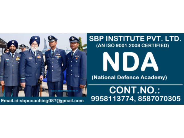 NDA Coaching In South Delhi,Mahipalpur | Register Now‎.
