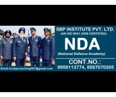NDA Coaching In South Delhi,Mahipalpur | Register Now.