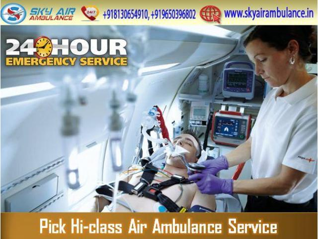 Utilize Air Ambulance in Chennai with Specialist MD Doctor