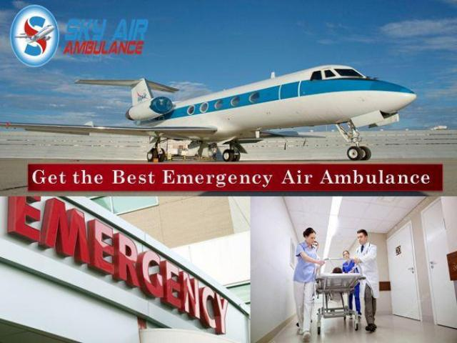 Select Air Ambulance in Ranchi with Complete Medical Services
