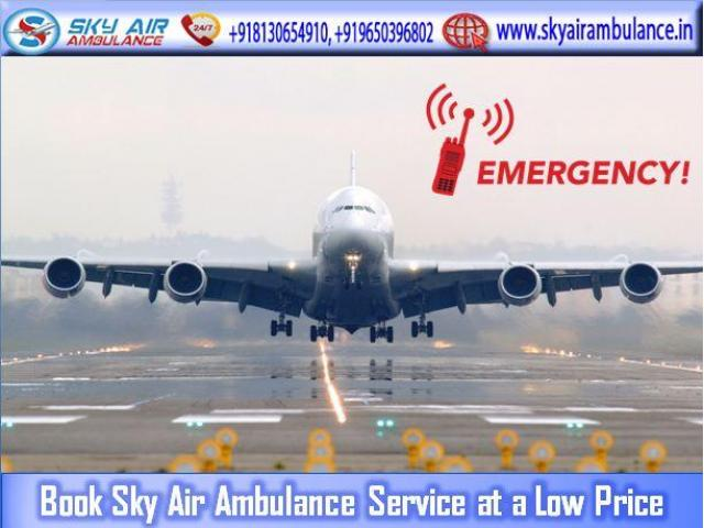 Pick World-Class Medical Air Ambulance from Bangalore