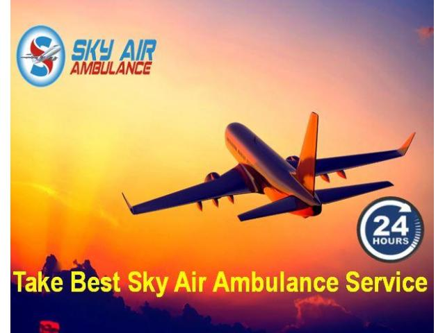 Transfer your Patient Safely From Siliguri by Air Ambulance