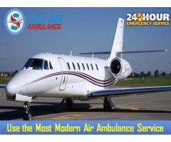 Choose Sky Air Ambulance from Mumbai with Trustworthy Medical Team
