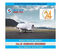Use Air Ambulance from Chennai with Reliable Medical Services