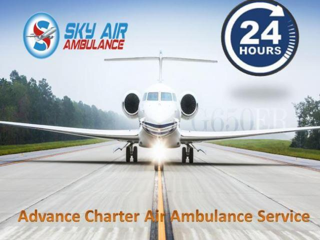 Take Air Ambulance from Jabalpur with Paramedical Staffs