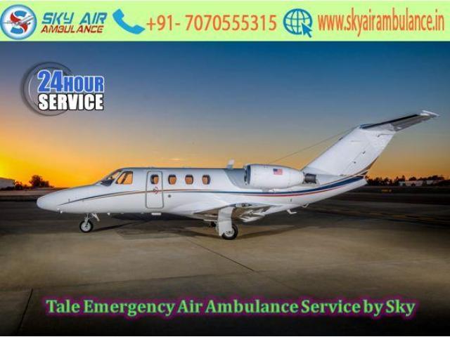 Get Hi-Quality Emergency Air Ambulance in Aligarh