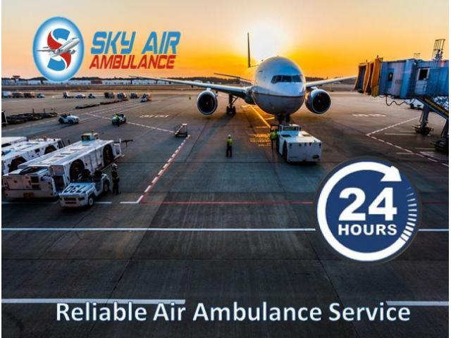 Get Easy Booking of Air Ambulance from Chandigarh