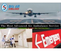 Take Air Ambulance from Delhi with Full Medical Cure
