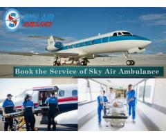 Select the Modern Air Ambulance from Bhopal at a Minimum Cost
