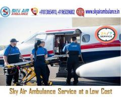 Book Air Ambulance from Ranchi at a Genuine Charge