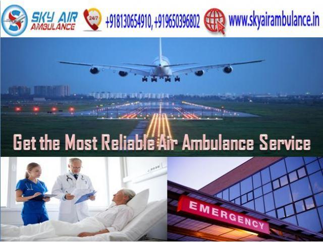 Rent Air Ambulance in Mumbai with Modern ICU Setup Service